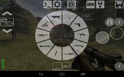 RTCW Touch - screenshot thumbnail