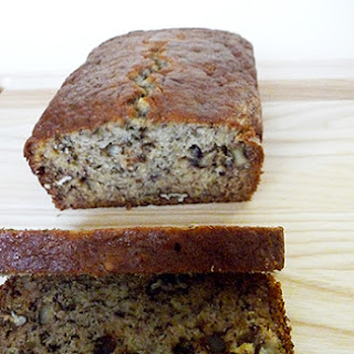 Banana Nut Bread.