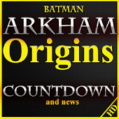 Countdown Batman Arkham Origin