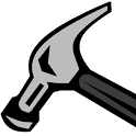 Hammer Fighter - funny games icon