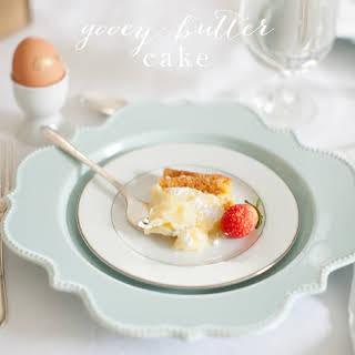 Gooey Butter Cake.