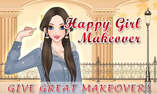 Makeup A Happy Girl Makeover