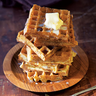 Marion Cunningham's Yeast-Raised Waffles