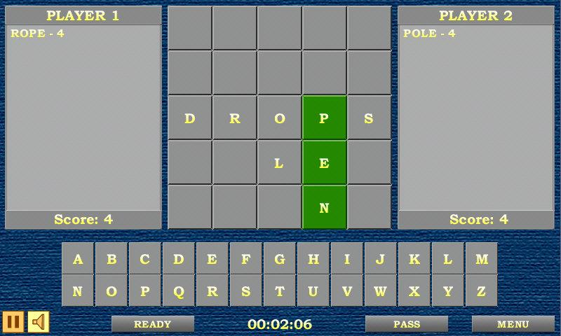 Scramble Words- screenshot