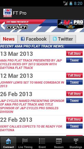 AMA Pro Flat Track