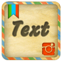 Write on Pictures icon