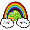 Beautiful Clouds for GO SMS icon