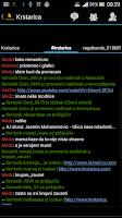 Screenshot of Pričaonica Krstarice