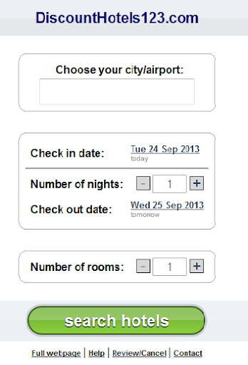 Discount Hotels Flights
