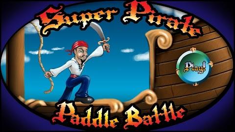 Super Pirate Paddle Battle Screenshot 17