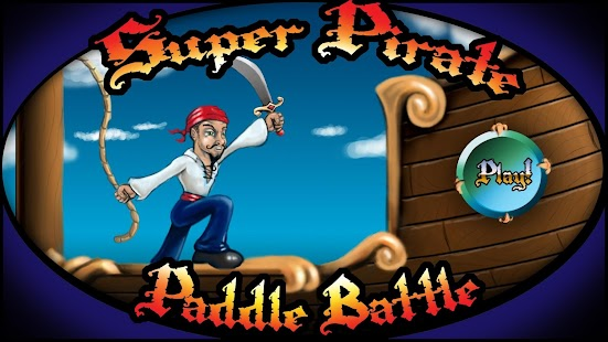 Super Pirate Paddle Battle Screenshot 33