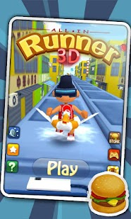3D City Runner - screenshot thumbnail