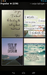 "Love Quotes"" Pro - screenshot thumbnail"