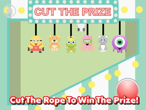 Cut The Prize - Arcade Machine