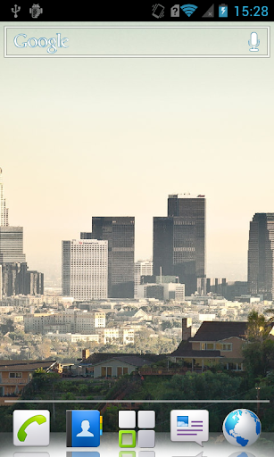 Los Angeles HD Live Wallpaper