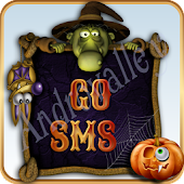 GOSMS/POPUP Halloween Theme