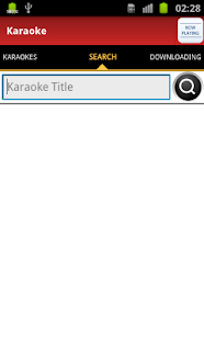 Android Karaoke - screenshot thumbnail