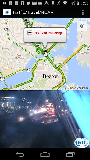 Massachusetts Traffic Cameras