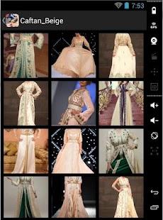 Moroccan caftan - screenshot thumbnail
