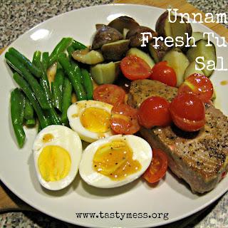 Unnamed Fresh Tuna Salad