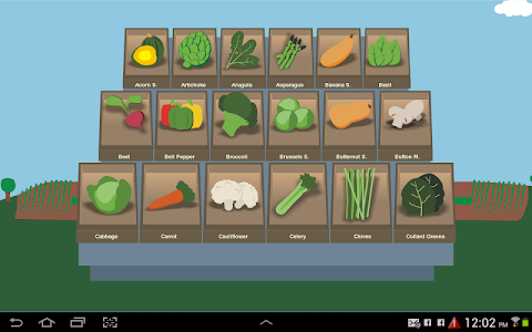 PickMe Veggies screenshot 4