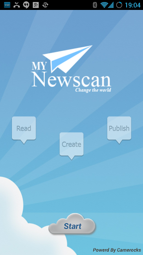 Newscan- Read Publish News