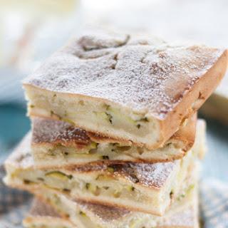 A Tuscan Sweet Zucchini Cake Recipe