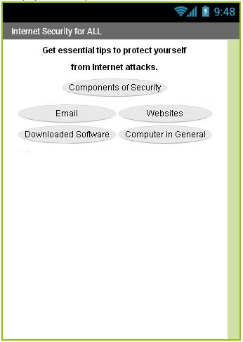 Internet Security for ALL