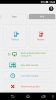 Screenshot of JS Backup – Restore & Migrate