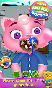 Funny Animal Doctor v1.1