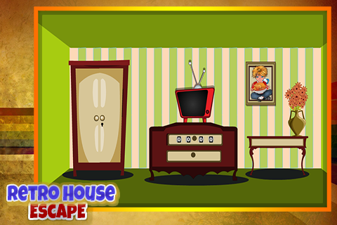 Retro House Escape - screenshot