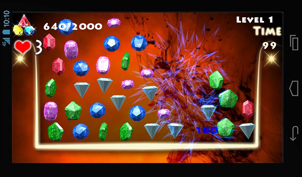 Jewels Blast - Diamond Pro- screenshot