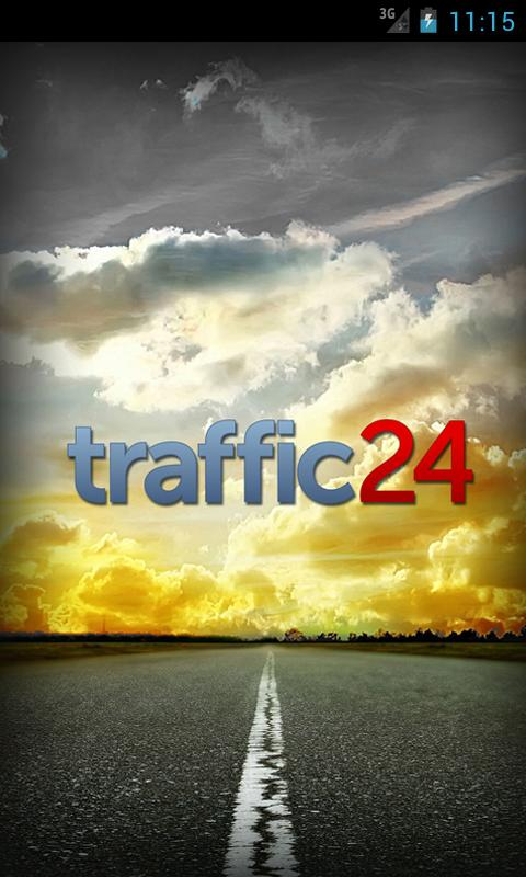 Traffic24- screenshot