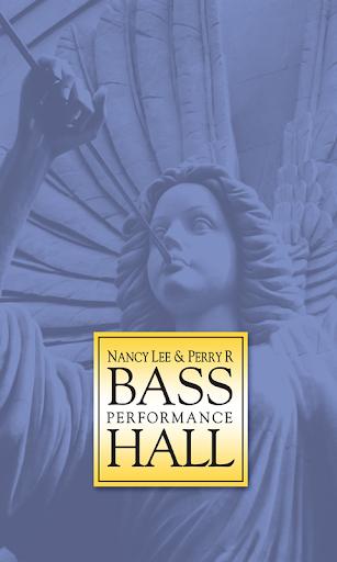 Bass Performance Hall