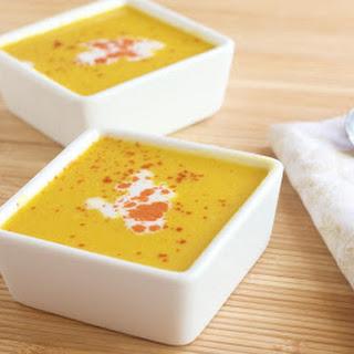 Summer Squash Soup.
