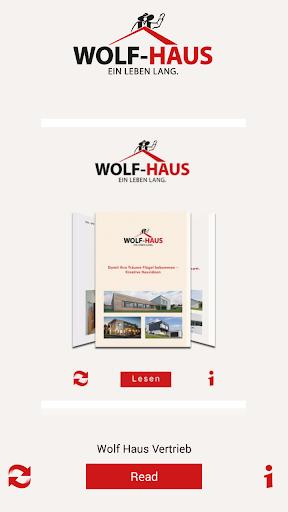 Wolf Haus Vertrieb Support