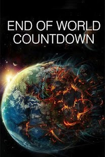 End Of World Countdown- screenshot thumbnail