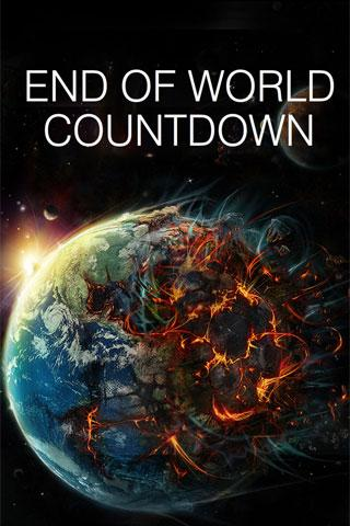 End Of World Countdown - screenshot