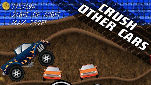 Monster Racing: Up Hill Climb