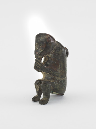 Ornament in the form of a monkey