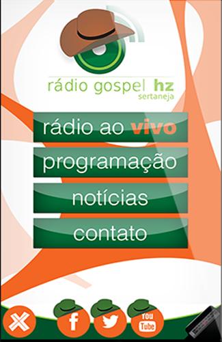 Rádio Gospel HZ Sertaneja