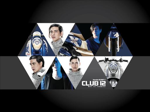 Scoopy i CLUB12