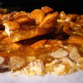 Croccante di Mandorle (Almond Brittle).
