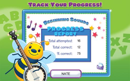 玩免費教育APP 下載Beginning Sounds On-Track app不用錢 硬是要APP