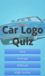 Car Brand Logo Quiz Expert Ed. - screenshot thumbnail