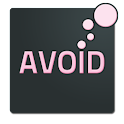 Avoid logo