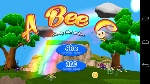 ABC's with Ariel the Bee