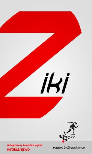 Ziki - kalendarz wrotkarski
