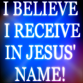 I Believe I Receive