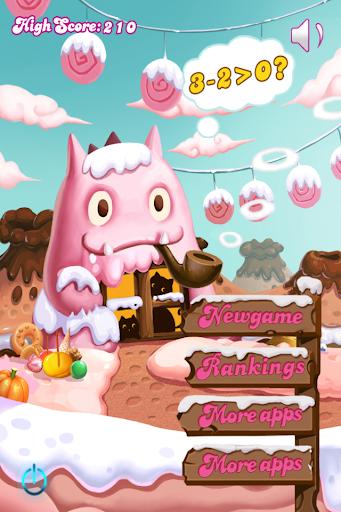 玩免費拼字APP|下載糖果怪兽学数学 app不用錢|硬是要APP